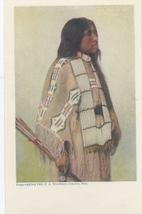 F.A. RINEHART ; Indian ANNIE RED SHIRT , Sioux , 1905
