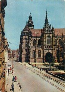 Slovakia Kosice Cathedral Postcard