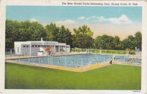 The New Grand Forks Swimming Pool, Grand Forks, North Dakota, PU-1952