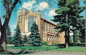 Chapel Martin Luther Preparatory School Prairie du Chien Wisconsin