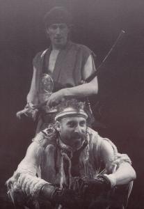 Tamburlaine The Great Royal Shakespeare Company Theatre Postcard