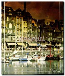 Postcard Modern Lieutenancy Honfleur Eglise Ste Catherine