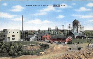 Michigan  Ahmeek     Ahmeek Mine Co. 3 and 4