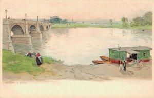 Le Pont A Vichy Illustrator H.Cassiers - 04.48