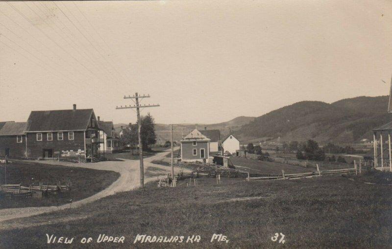 RP: UPPER MADAWASKA , Maine , 1900-10s
