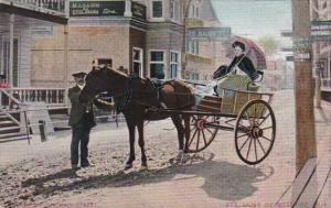 Canada Ste Anne de Beaupre Main Street Scene