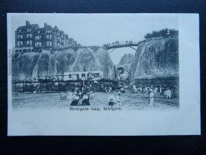 Kent MARGATE Newgate Gap c1902 UB Postcard by Valentine