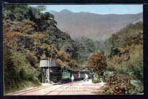 Caracas Railroad,Venezuela