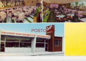 SHORTY'S The Family Restaurant MILWAUKEE, WISC.