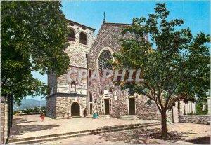 Postcard Modern Trieste Cathedrle di S Guisto