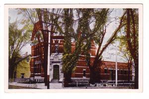 Post Office, Truro, Nova Scotia, Valentine-Black