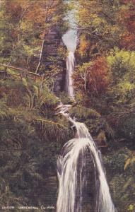 TUCK# 1455; ISLE OF MAN, United Kingdom; Dhoon Waterfall, 00-10s