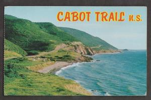 Corny Brook On Cabot Trail Cape Breton, NS - 1988 Used Some Wear