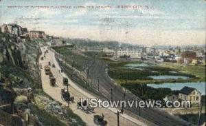 Paterson Plankroad Jersey City NJ 1909