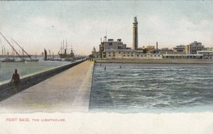 PORT SAID , EGYPT , 00-10s : Lighthouse , Version 2