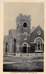 Pennsylvania  Dillsburg, Lutheran Church