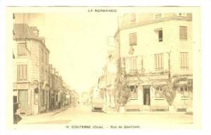 Couterne (Orne).- Rue de Domfront , France, 00-10s