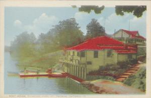 Boat House , Pinafore Park , ST THOMAS , Ontario , Canada , 30-40s