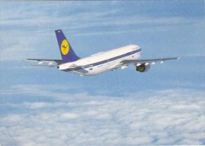 Lufthansa A 300 Airbus airplane , 70-90s