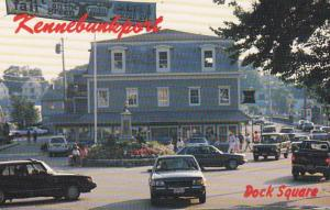 Maine Kennebunkport Dock Square