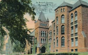 St Bernards Seminary, Rochester, New York - pm 1916 - DB