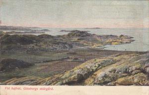 Vid hafvet , Goteborgs skargard , Sweden , 00-10s