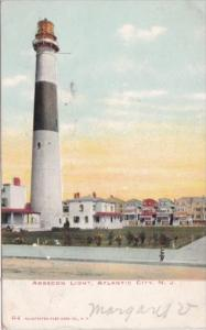 Absecon Lighthouse Atlantic City New Jersey 1907