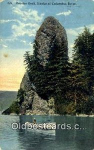 Rooster Rock, Columbia River - Oregon