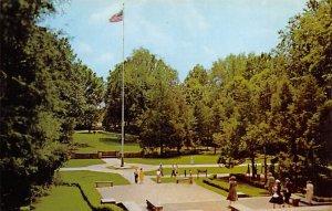 Abraham Lincoln national historical park Hodgenville KY