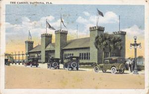 The Casino , DAYTONA , Florida , PU-1923