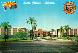 Arizona Phoenix State Capitol Building