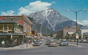BANFF , Alberta , Canada , 1950-60s ; Banff Avenue