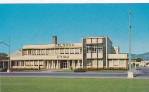 City Hall , KELOWNA , B.C. , Canada , 40-60s