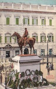 Italy Genova Monumento Garibaldi