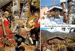 Die Alte Muehle vom Wurzen Max Mineralien Schnitzereien, Mayrhofen Zillertal