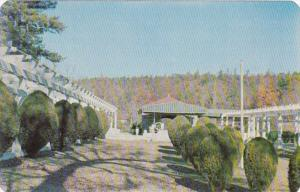 Arkansas Hot Springs Scene Of Mountain Valley Mineral Water Spring