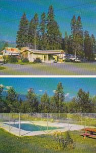 Canada Mary's Motel Golden British Columbia
