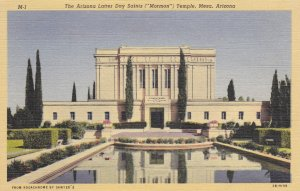 MESA , Arizona , 30-40s : Morman Temple