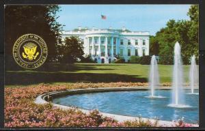 Washington DC, White House, unused