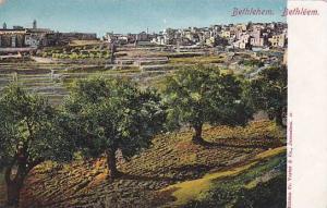 General View of Bethlehem, Palestine , 10-20s