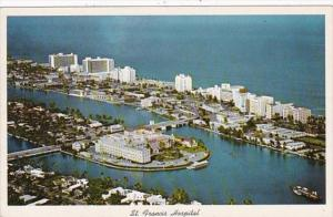 Florida Miami Beach St Francis Hospital Deauville and Carillon Hotels