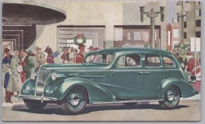 Chevrolet 1937 Sedan, The Complete car-Completely new 1938