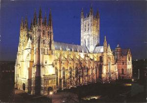 BR90823 canterbury cathedral  uk