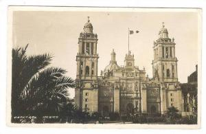 RP; Metropolitan Cathedral of the Assumption of Mary of Mexico City, Mexico, ...