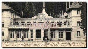 Old Postcard Bagnoles De L Orne Les Thermes