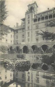Hotel Colorado, Glenwood Springs, CO, Albertype  Divided Back