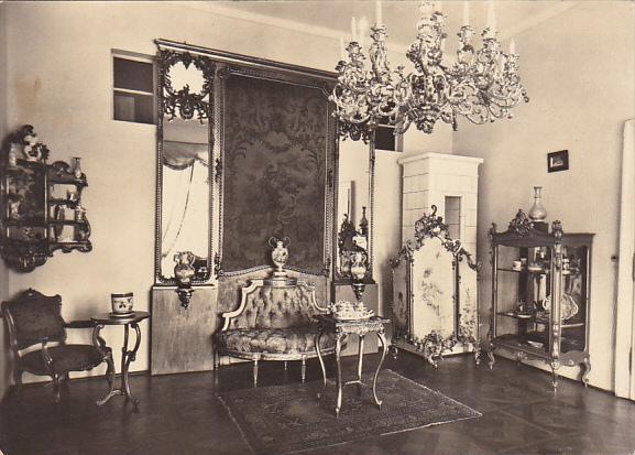 Czechoslovakia Klasterec nad Ohri