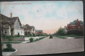 13th Avenue Seattle Washington 1908 Albert Hahn Co