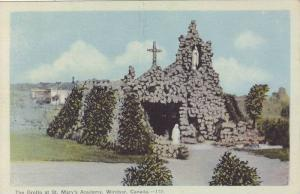 The Grotto at St.Mary's Academy, Windsor, Ontario,Canada,00-10s