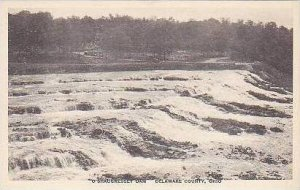 Ohio Dayton Delaware County O Shaugnessey Dam Albertype